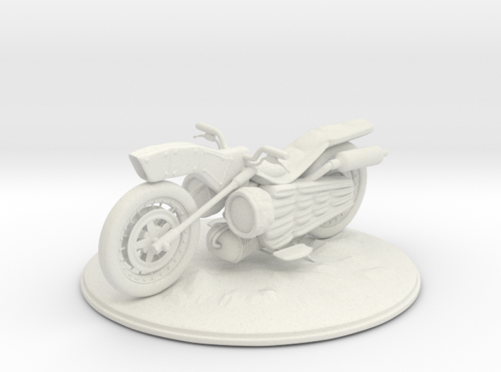 Object of Bike Lv2 3d printed