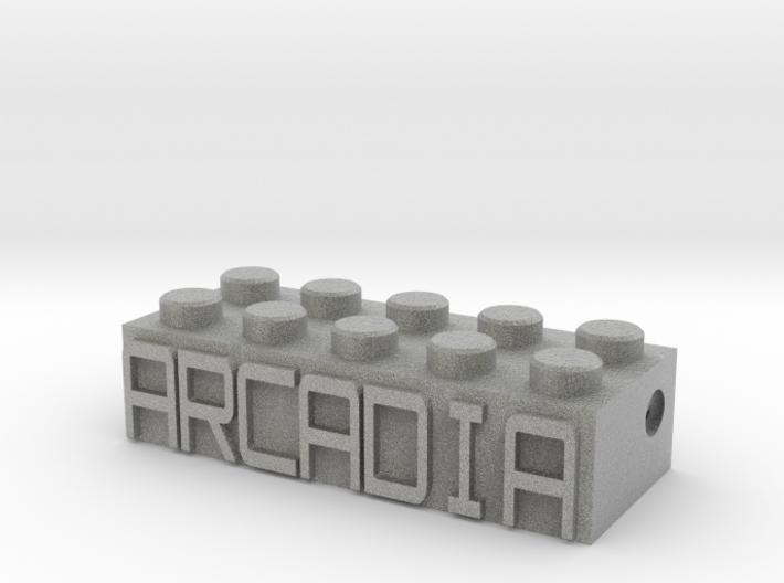 ARCADIA 3d printed