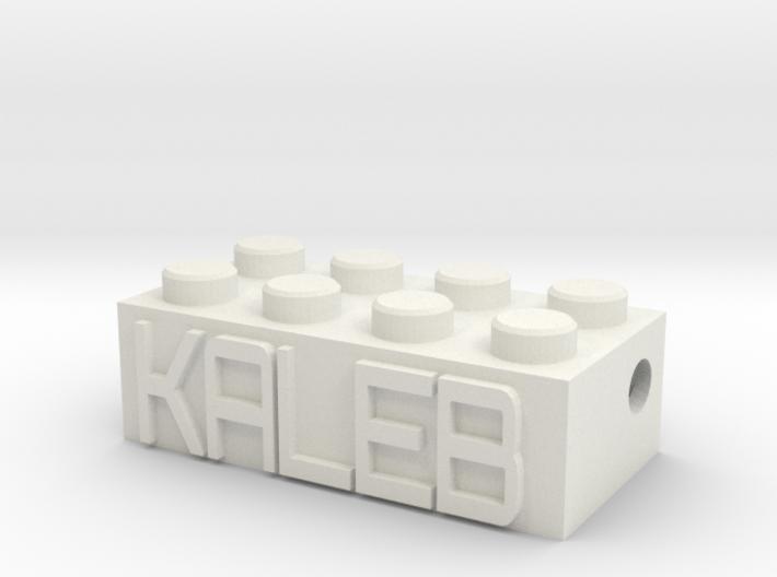 KALEB 3d printed