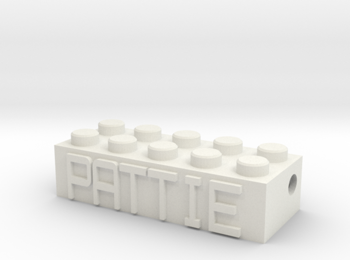PATTIE 3d printed