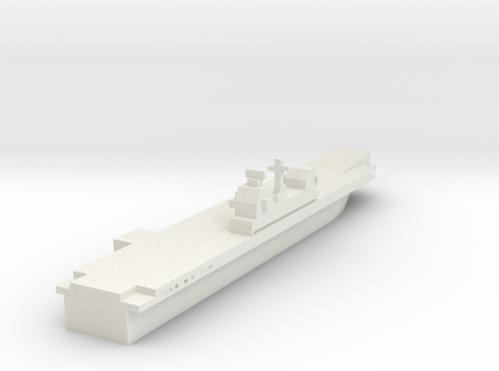 Generic, Tarawa Like, with ski jump. 3d printed