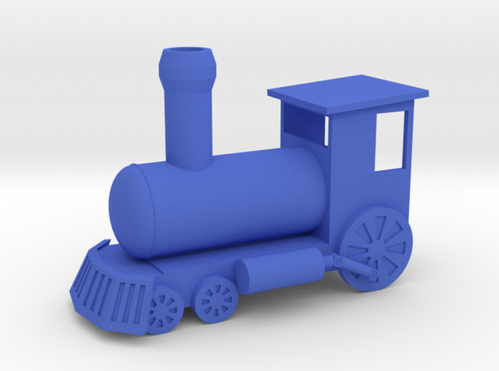 Ornament, Toy Train 3d printed