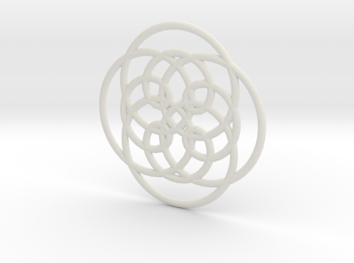 Spirograph04 3d printed