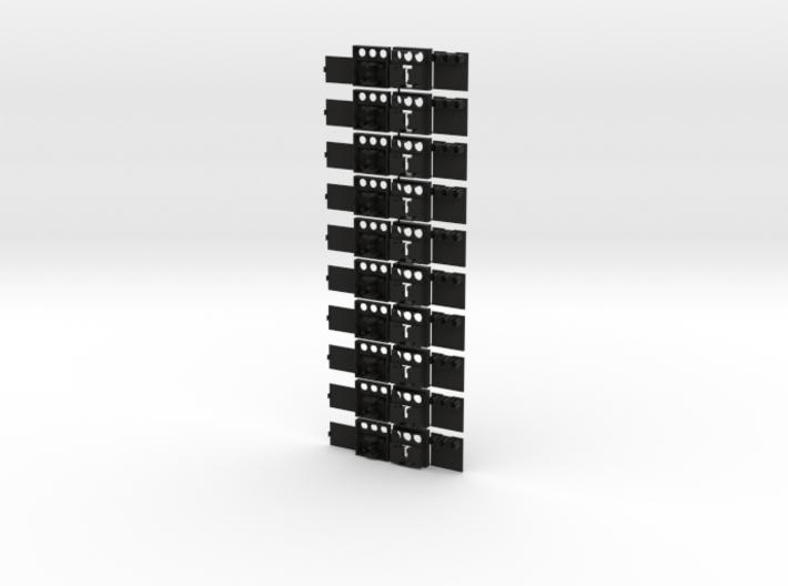 KITT Switch Pod Buttons 10x 3d printed