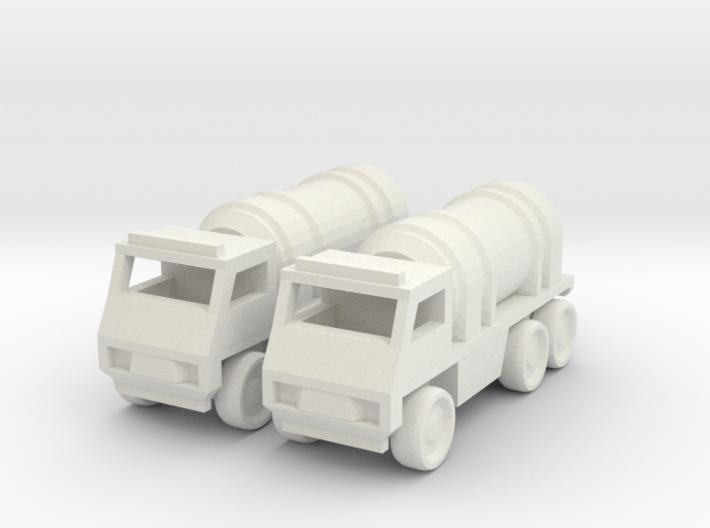 Tanker Truck [2 Pack] 3d printed