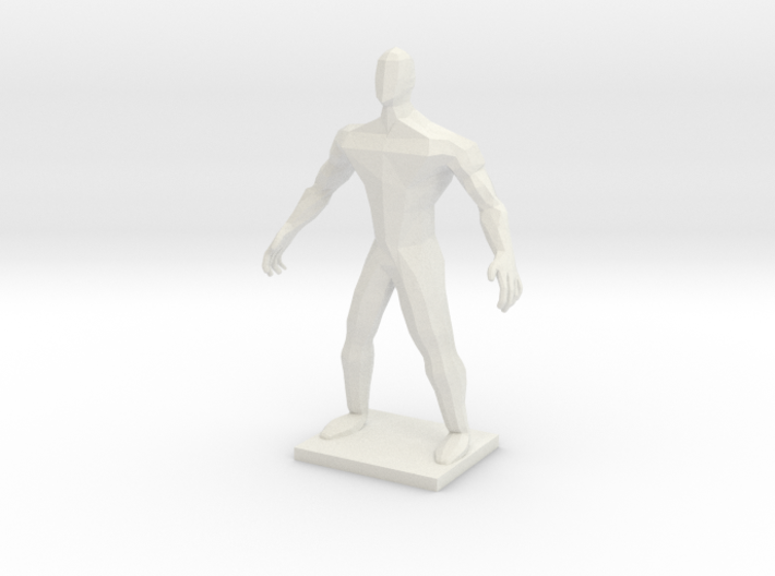POLYMAN 3d printed