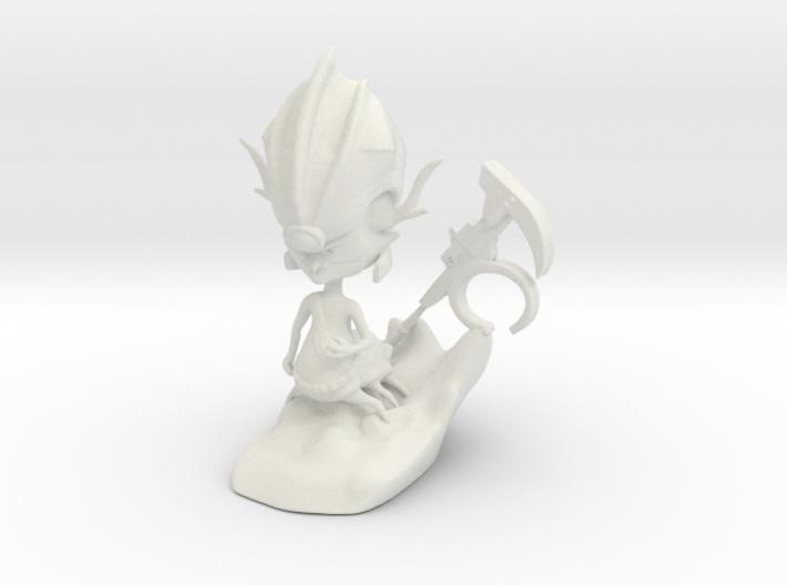 Emperor Percival Tachyon 3d printed