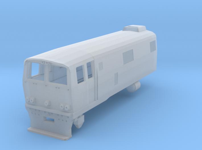 1:64 Ef Class (2/2) 3d printed