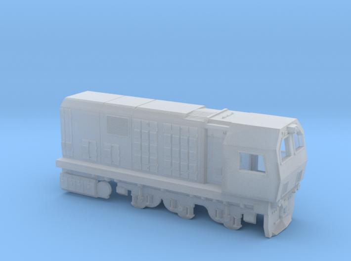 1:64 DL Class (Part 1/2) 3d printed