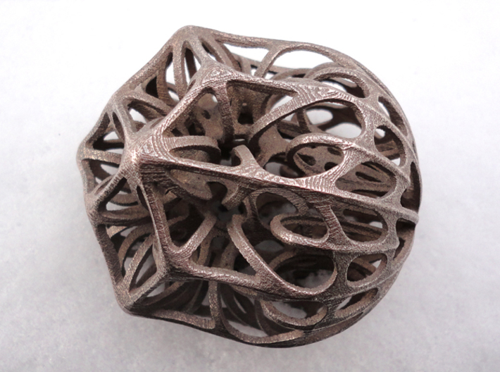 Acorn Knot Buster 3d printed