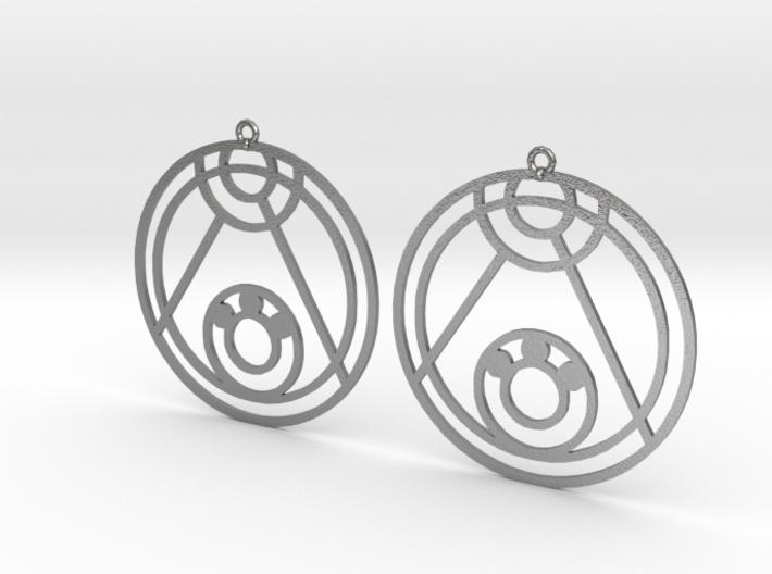 Lexi - Earrings - Series 1 3d printed