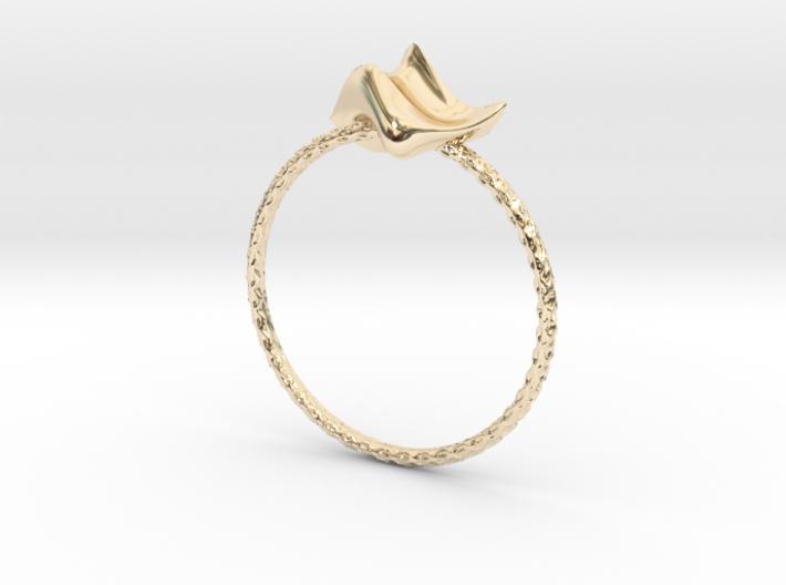 TPG Princes Ring 3d printed
