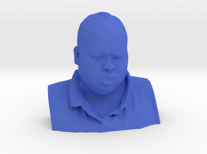 Mann Cooper 3d printed
