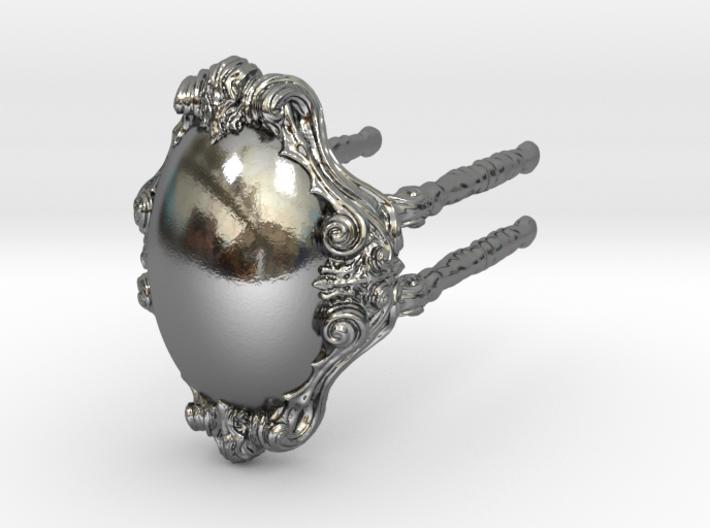 Ring 02 - S 3d printed
