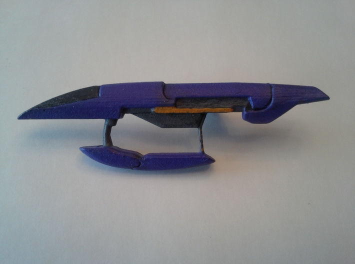 Proto-Halo Covenant Sniper Rifle 3d printed