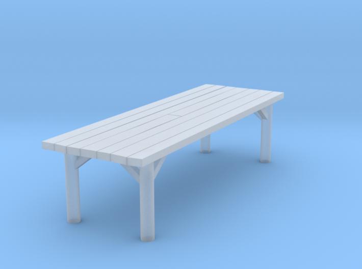 Tavern Table Medium test 3d printed