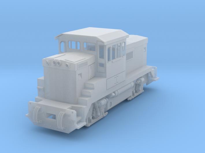 DES70B 3d printed
