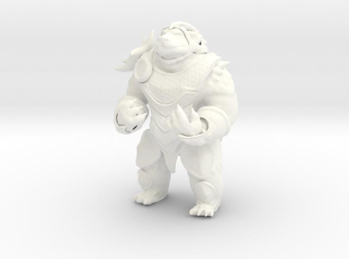 Volibear 3d printed
