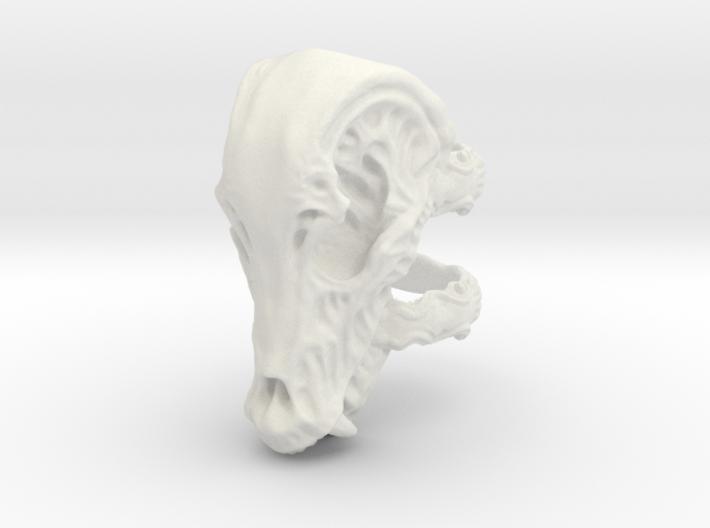 Beastskull_S 3d printed