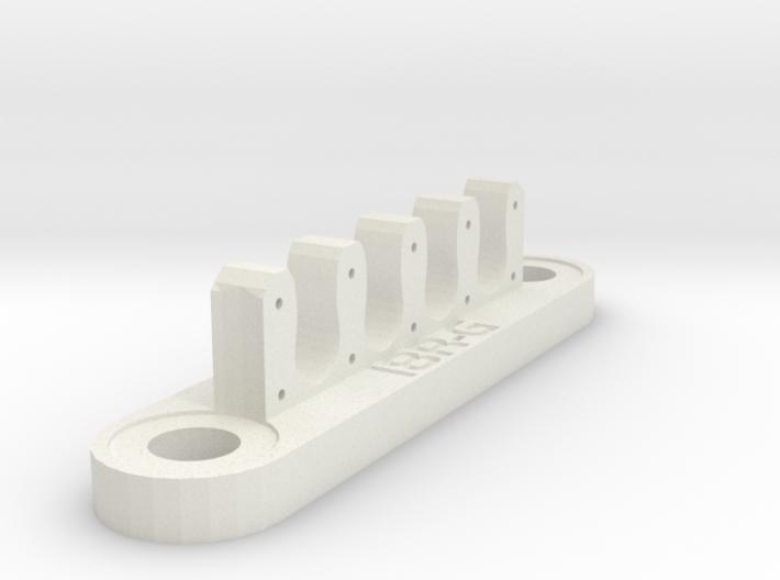 18RG Wire Bracket (7mm) 3d printed