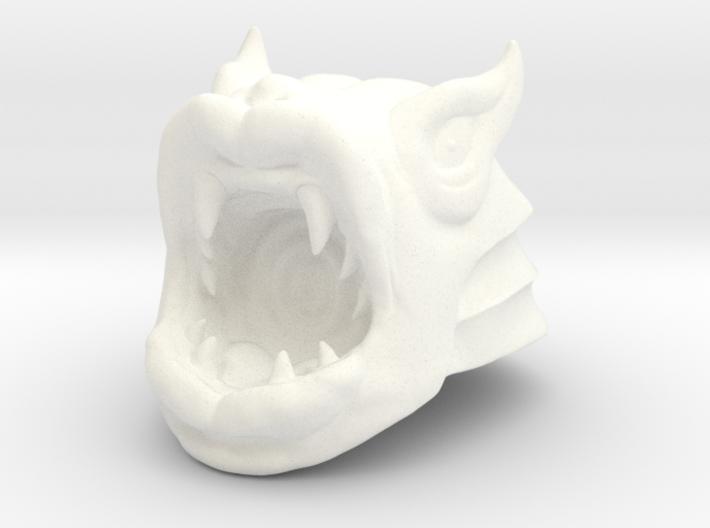 Suckermouth 3d printed