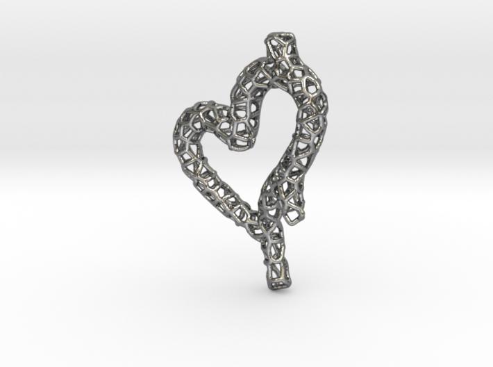 Coralheart 3d printed