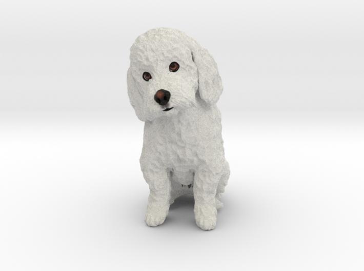 Custom Dog Figurine - Murphy 3d printed