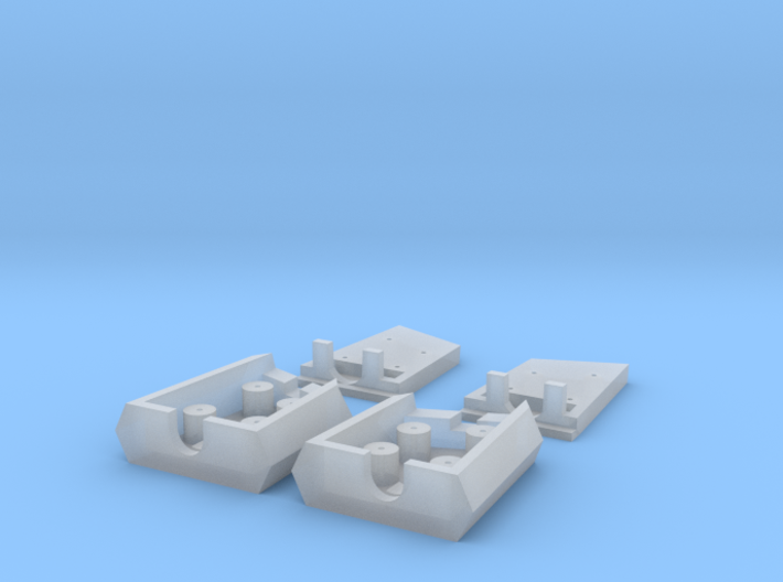 Logitech G35 Parts 3d printed