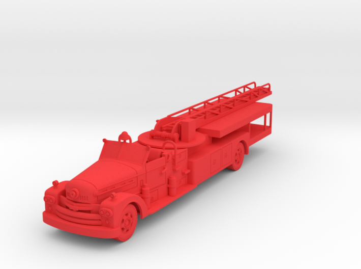 Seagrave 3d printed