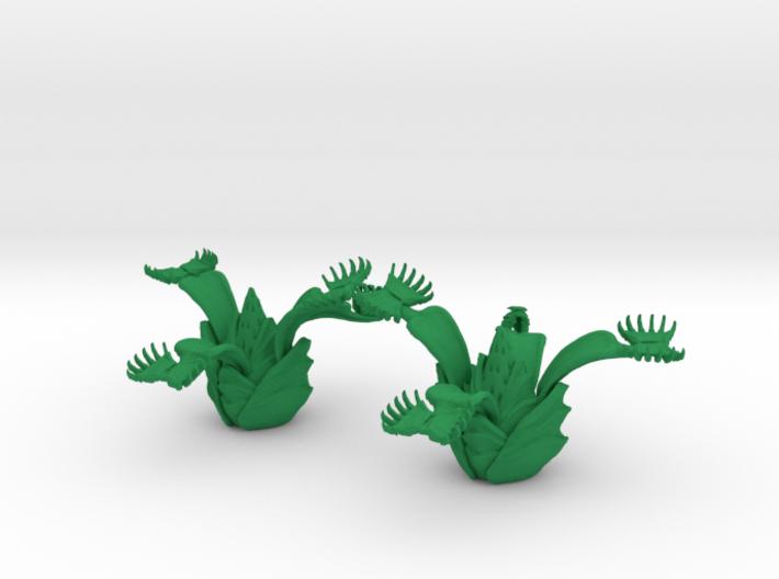 Fleischfresendepflanze 01 3d printed