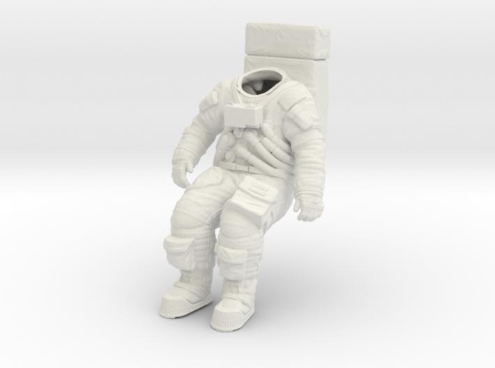 Apollo Astronaut / Sitting Position / 1:16 3d printed
