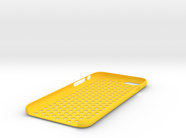 Iphone 6 honeycomb case 3d printed