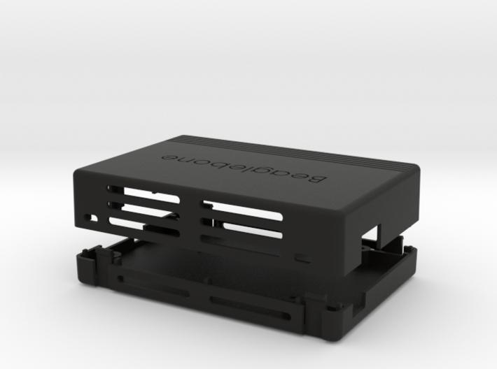 Beaglebone-Case 3d printed