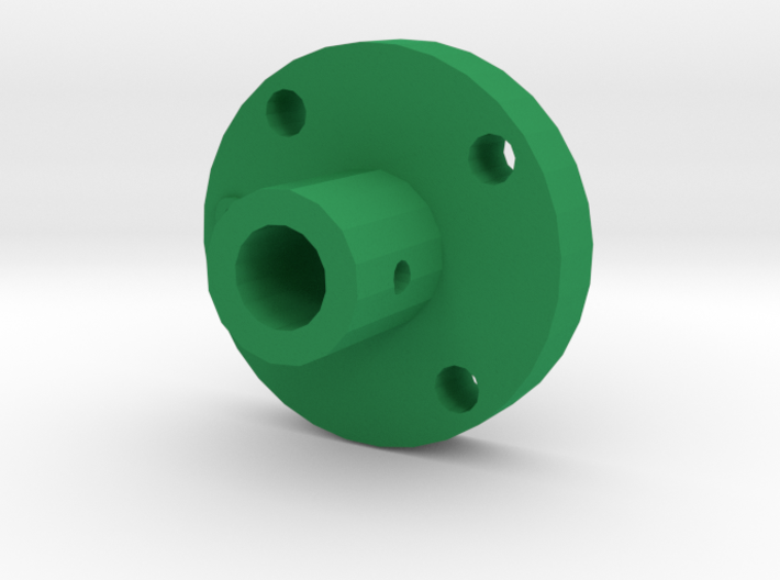 Disc Axle Fixer 3d printed