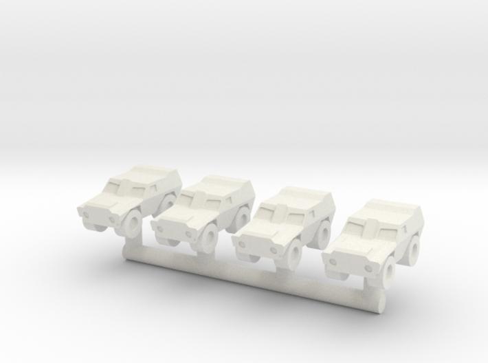1/285 Gladiador VBL LAV (x4) 3d printed