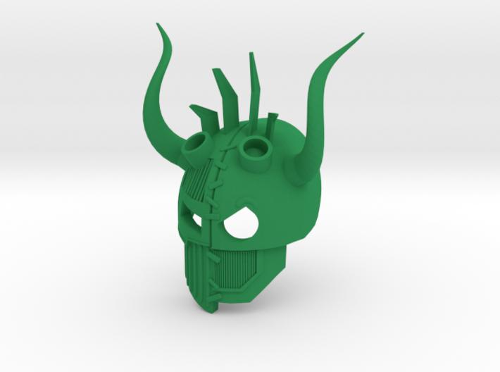 Kanohi Olisi - Mask of Alternate Futures (Bionicle 3d printed