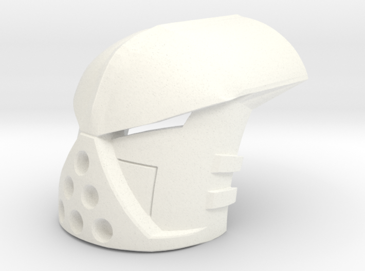 Kanohi - Blocko2 v2 (Bionicle) 3d printed
