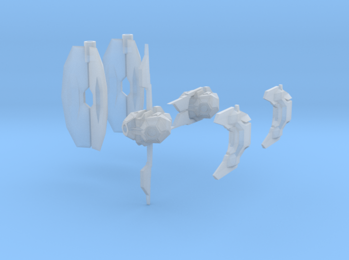 Kushan Support Pack (6) 3d printed
