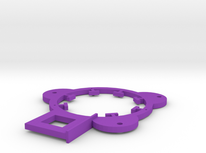 Inner Coil Set (Two req') 3d printed