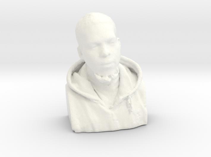 Knowble Nephew 3d printed