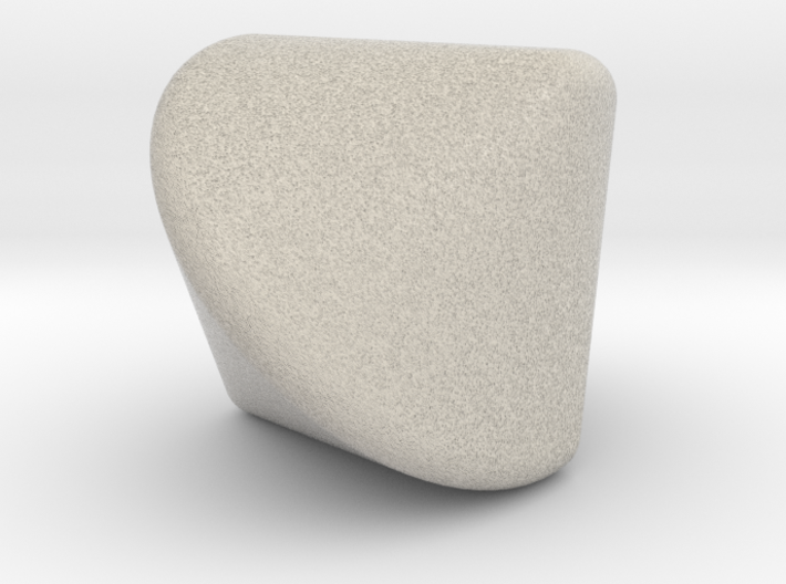 SPHERICON ROUNDED EDGES 3d printed