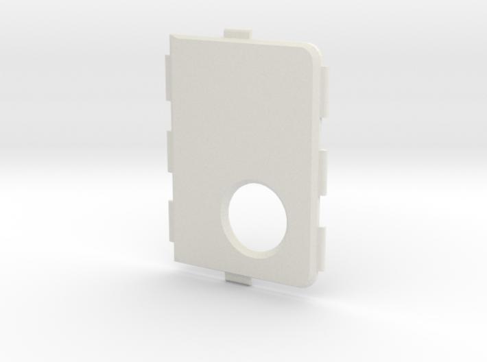 MarkV Cover - Standard 3d printed