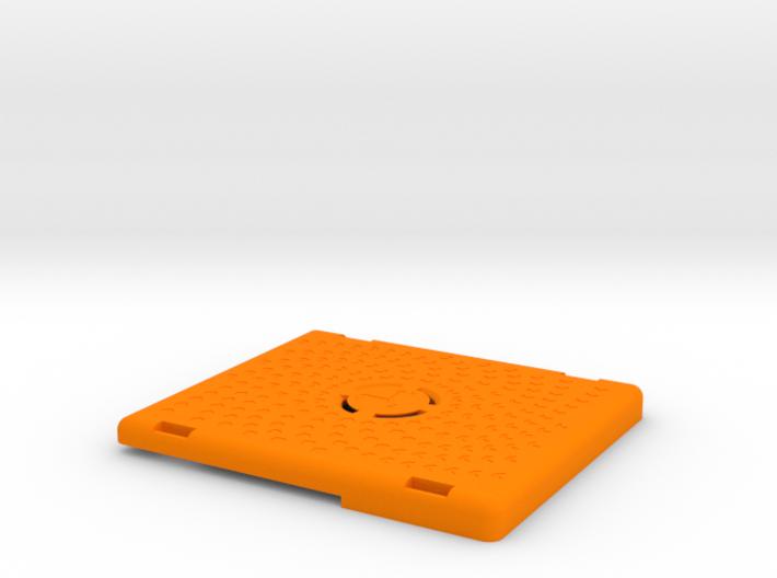 CarPC Deckel 3d printed