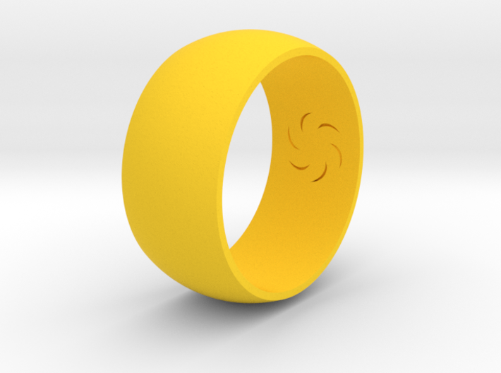 Ring Of Void 3d printed