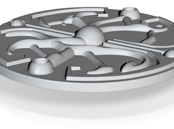 Circular Design 3d printed