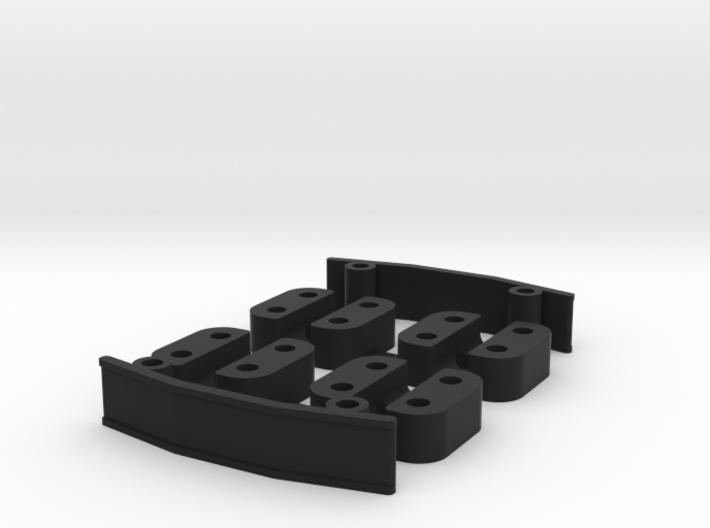 Zmr250 Spacers Kit V2 3d printed