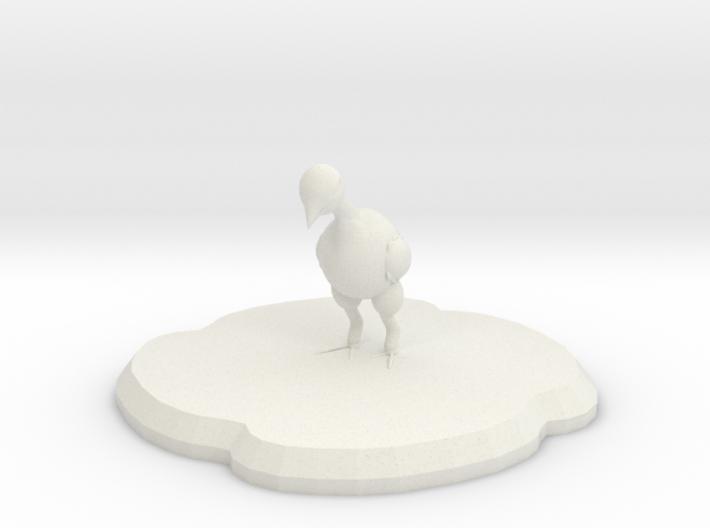 Pedda Figure 3d printed