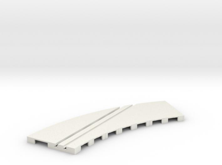 P-65stp-curve-rh-junction-inner-145r-100-pl-1a 3d printed