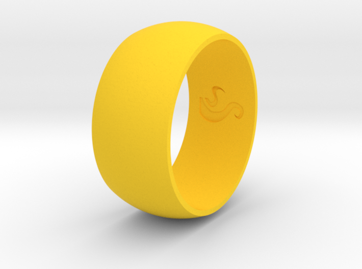 Ring Of Life 3d printed