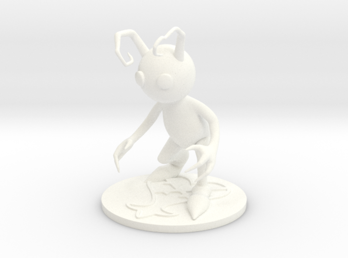 Shadow Heartless Figurine 3d printed